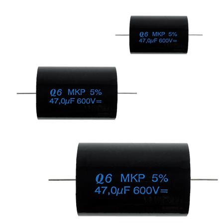 0,10 µF - Audyn Cap Q6 Folienkondensator - 600V