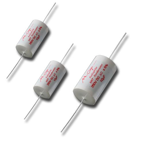 MCAP Folienkondensator - 400 VDC