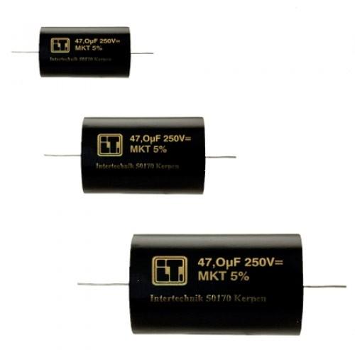 1,00 µF - MKT Folienkondensator - 250V