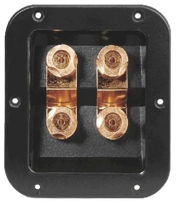 Lautsprecher-Schraubanschluss ST-410GM