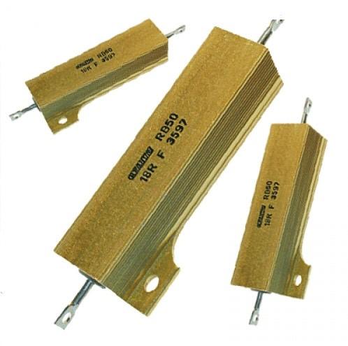 10 Watt Leistungswiderstand 1,0 Ohm