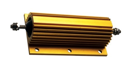 Drahtwiderstand 300 Watt im Alugehäuse