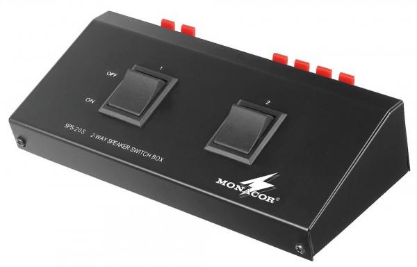 SPS-20S Lautsprecher-Schaltpult
