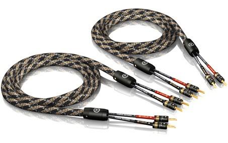 High End Kabel mit TS6 Bananenstecker