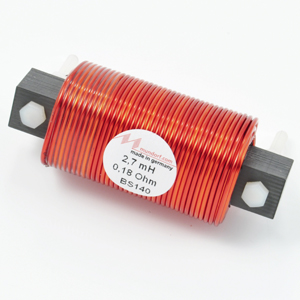 Mundorf I-Kern Backlack Spule Draht Ø 1,40 mm