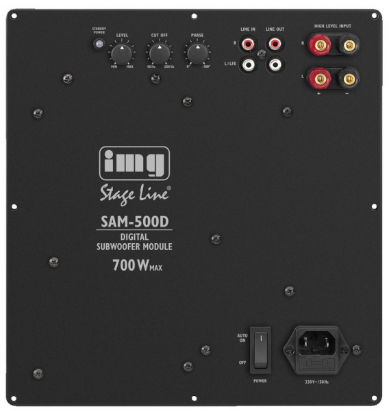 SAM-500D Digital-Verstaerker-Modul