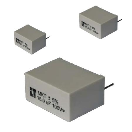 0,01 µF - MKT (R) Folienkondensator - 100V
