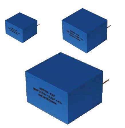 1.00 µF - Radialer MKP  Folienkondensator - 250V