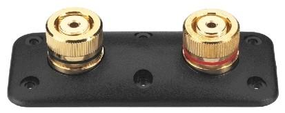 ST-975GM Lautsprecher-Schraubanschluss