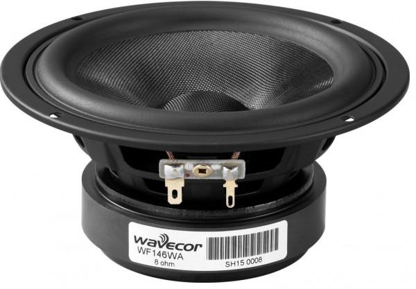 Wavecor Mitteltieftöner WF146WA05 Glasfaser