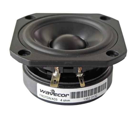 Wavecor Breitbänder FR070WA03, 4 Ohm