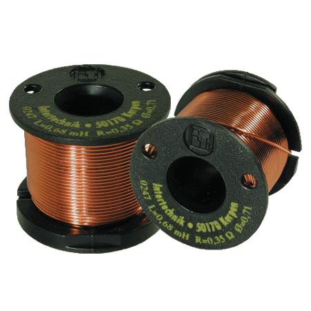 Intertechnik Luftspule Draht Ø 0,71 mm