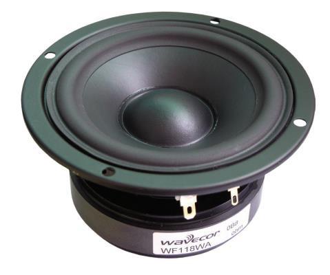 Wavecor Tief- Mitteltöner WF118WA01