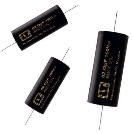 1,00 µF - MKT Folienkondensator - 160V