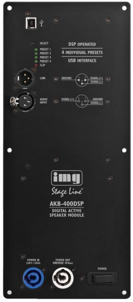 AKB-400DSP Digital-Verstaerker-Modul/DSP