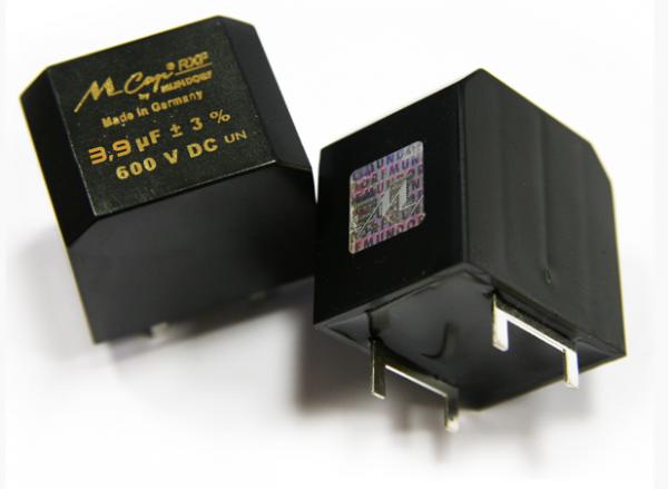 Mundorf Kondensator RXF550-3,90 µF
