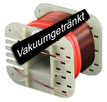 Mundorf Vakuumtränkte Luftspule Draht Ø 2 mm
