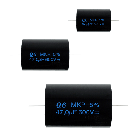 Audyn Cap Q6 Folienkondensator - 600V