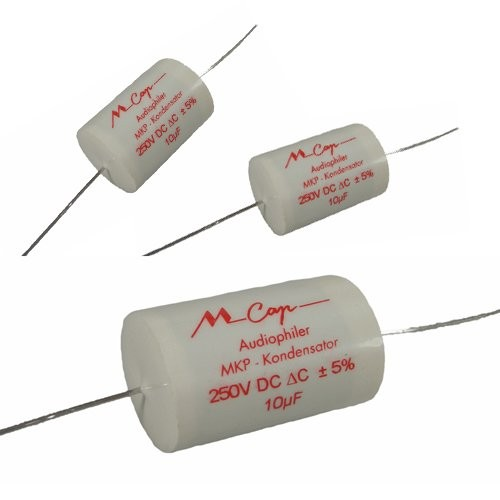 MCAP Folienkondensator - 250 VDC
